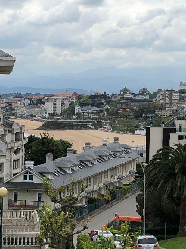 piso venta con terraza y vistas