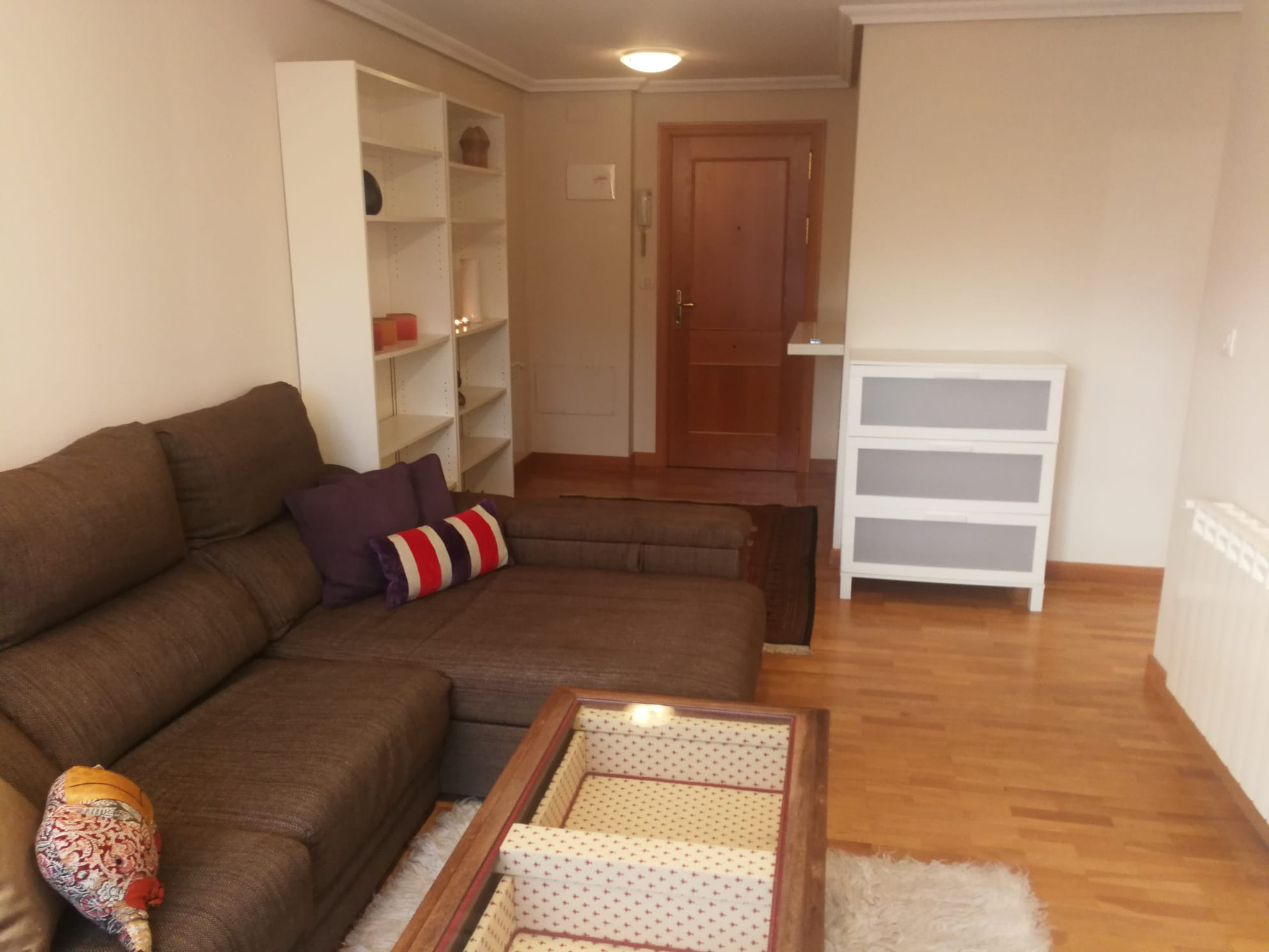 Apartamento 1 habitación en Monte
